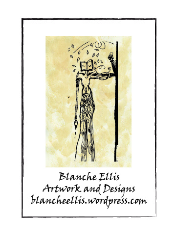 Blanche Ellis - Artwork and Design