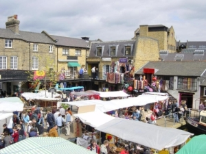 Camden Lock Market - West Yard