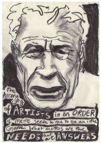 John Berger on The Idle Game - 2013