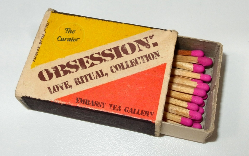 Obsession, Love, Ritual, Collection