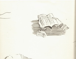 Blanche Ellis Kunstraum Gallery '14 01