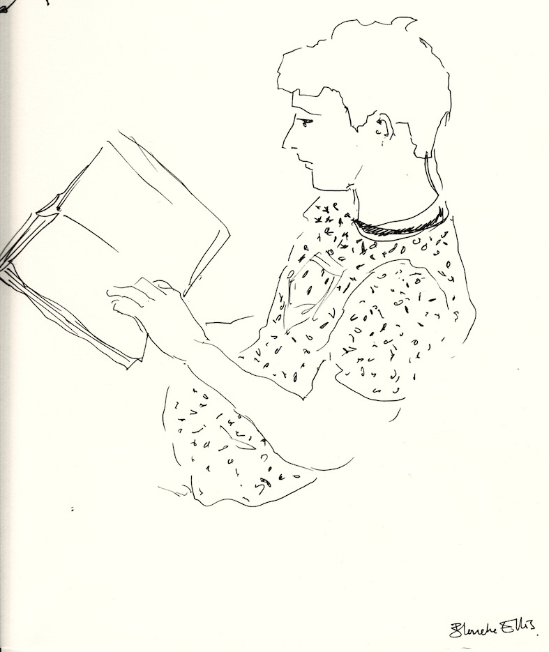 Blanche Ellis Kunstraum Gallery '14 03