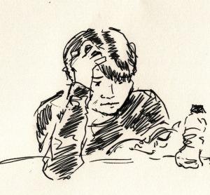 Blanche Ellis Kunstraum Gallery '14 06