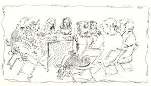 Blanche Ellis Kunstraum Gallery '14 11