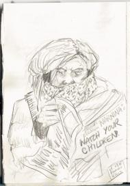 Overground - Watch Your Children - BlancheEllis.wordpress.com
