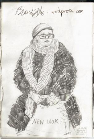 Underground Portrait - New Look - BlancheEllis.wordpress.com